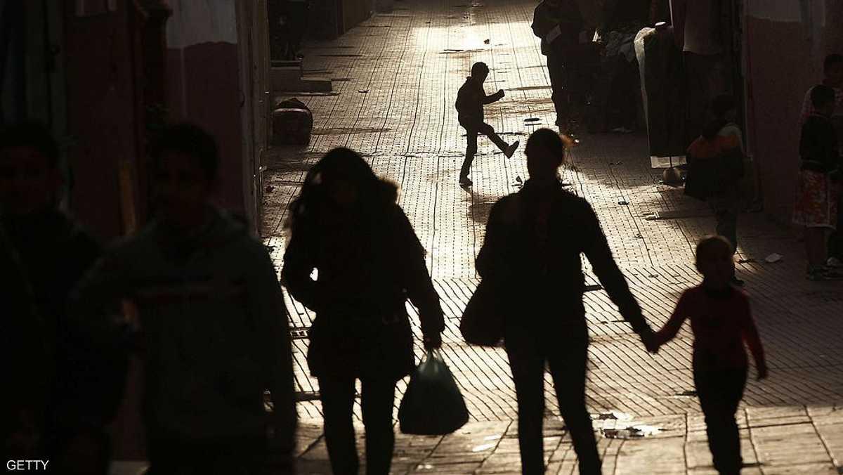 اعتقالات بالمغرب  بسبب تنادل  القبلات في نهار  رمضان