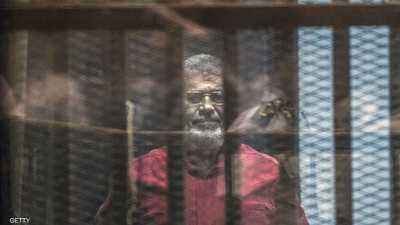 وفاة محمد مرسي بنوبة قلبية حادة