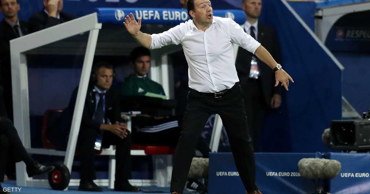 مدرب بلجيكا: من يهاجمنا سيعاقب