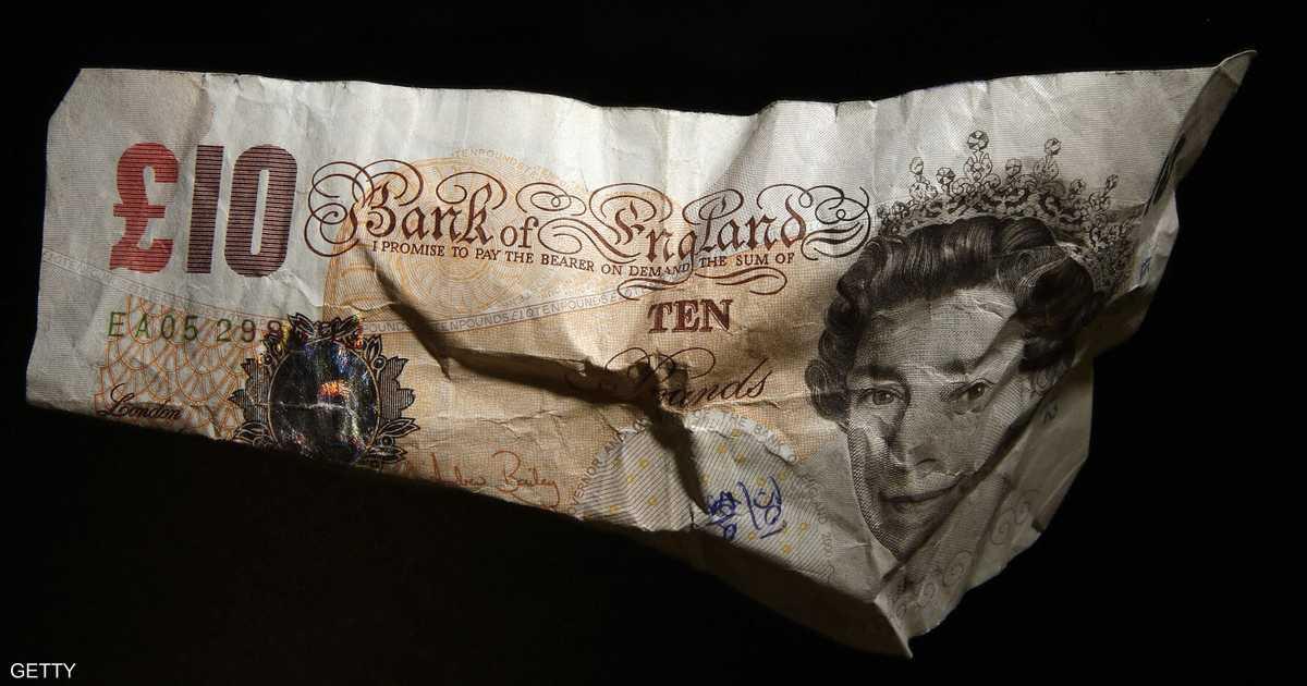 الإسترليني يترنح أمام الدولار