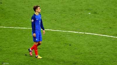 غريزمان أفضل لاعب في كأس أوروبا