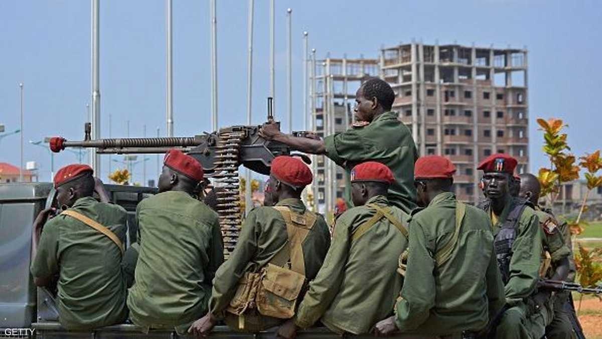 اندلاع معارك جديدة جنوب السودان 1-856863.jpg