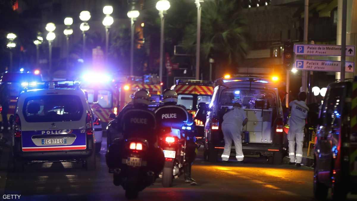 فرنسا: شاحنة تدهس حشدا مدينة