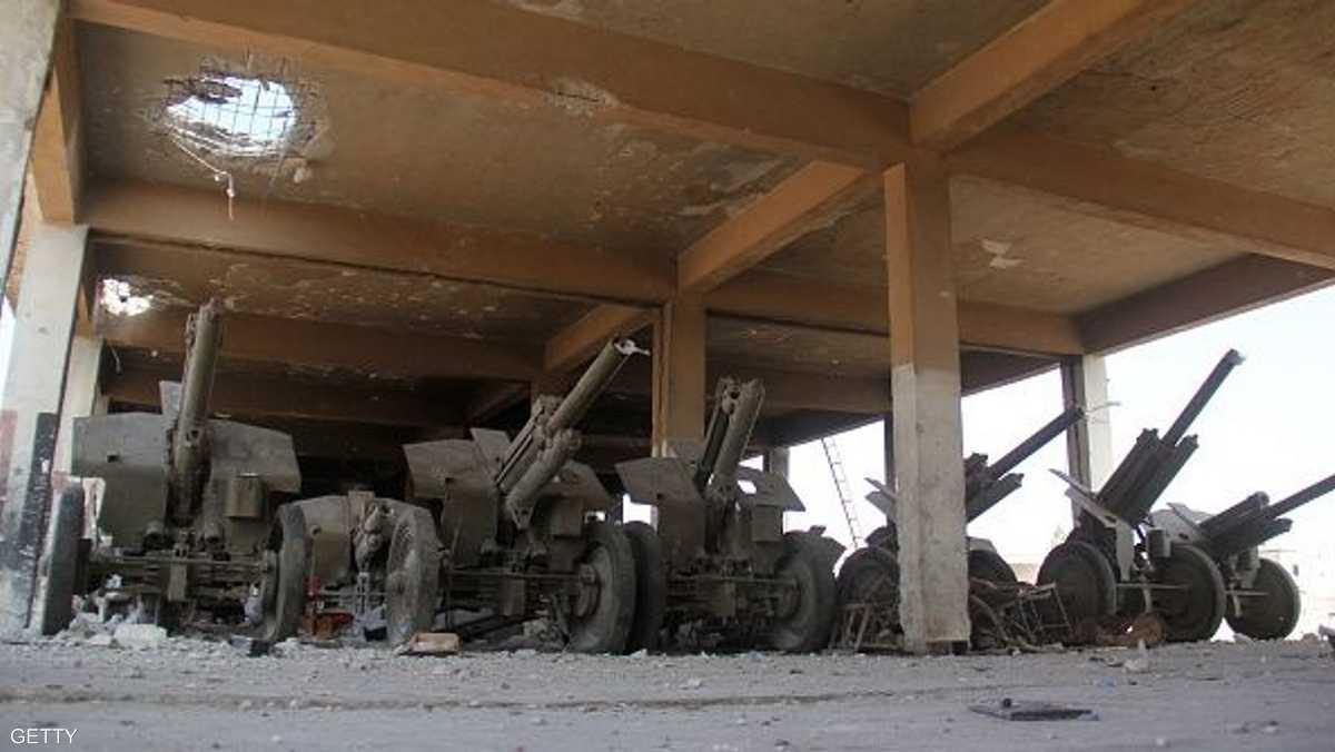 متطوعون سوريون يتمكنون إدخال مساعدات 1-864118.jpg