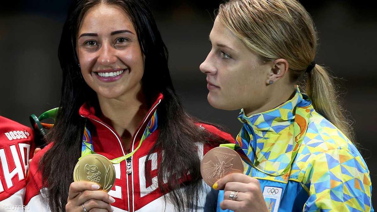 الروسية يانا أيغوريان تفوز بذهبية 1-864580.jpg