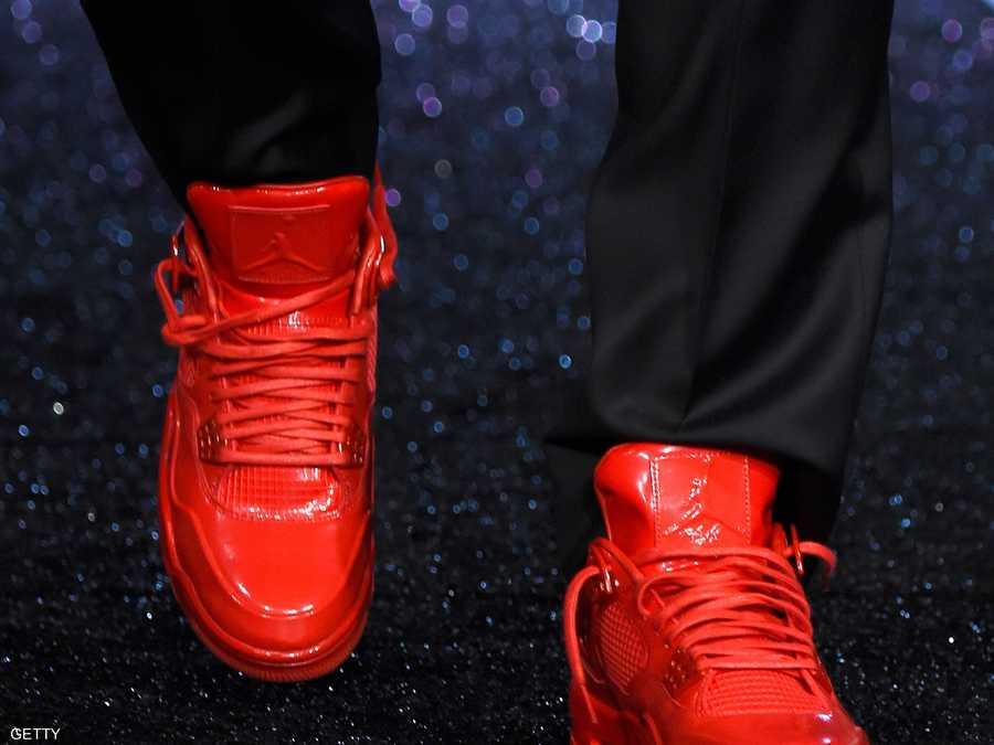 3ca3ce18d الأحذية الرياضية تتجاوز دورها وتصبح موضة | أخبار سكاي نيوز عربية