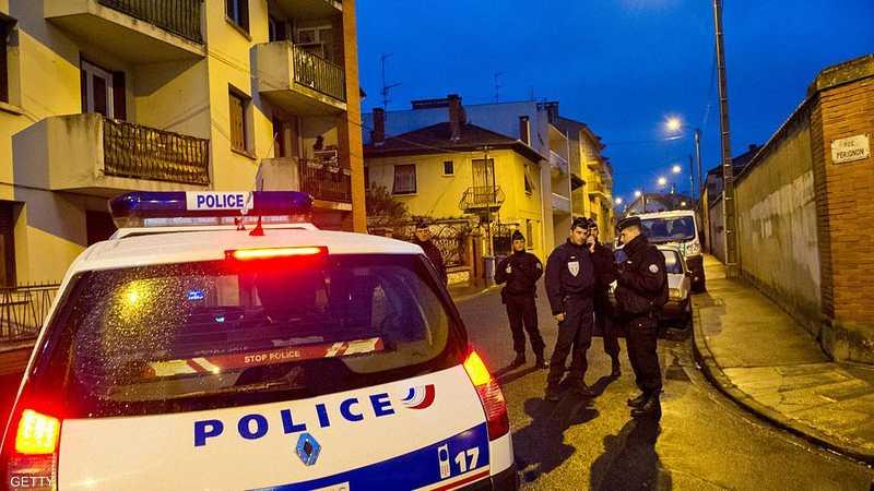 Éléments de la police française