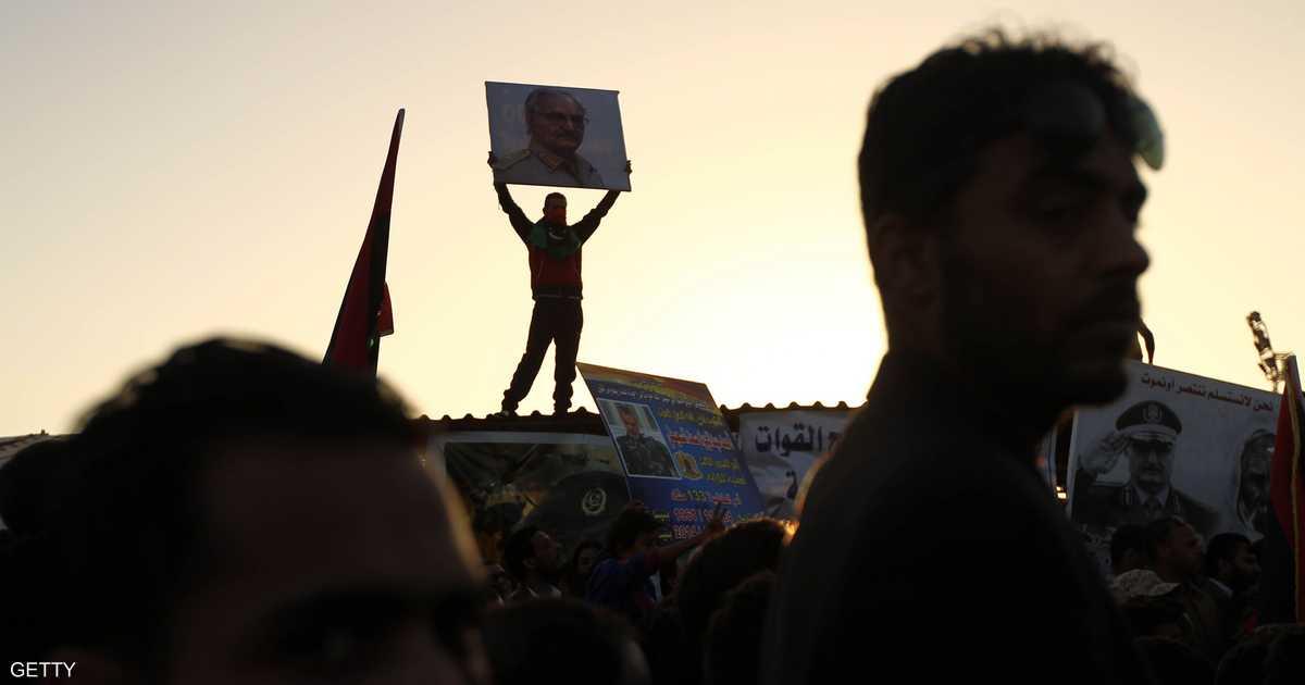 جنرال أميركي ردا على سؤال بشأن ليبيا.. روس على الأرض   أخبار سكاي نيوز عربية