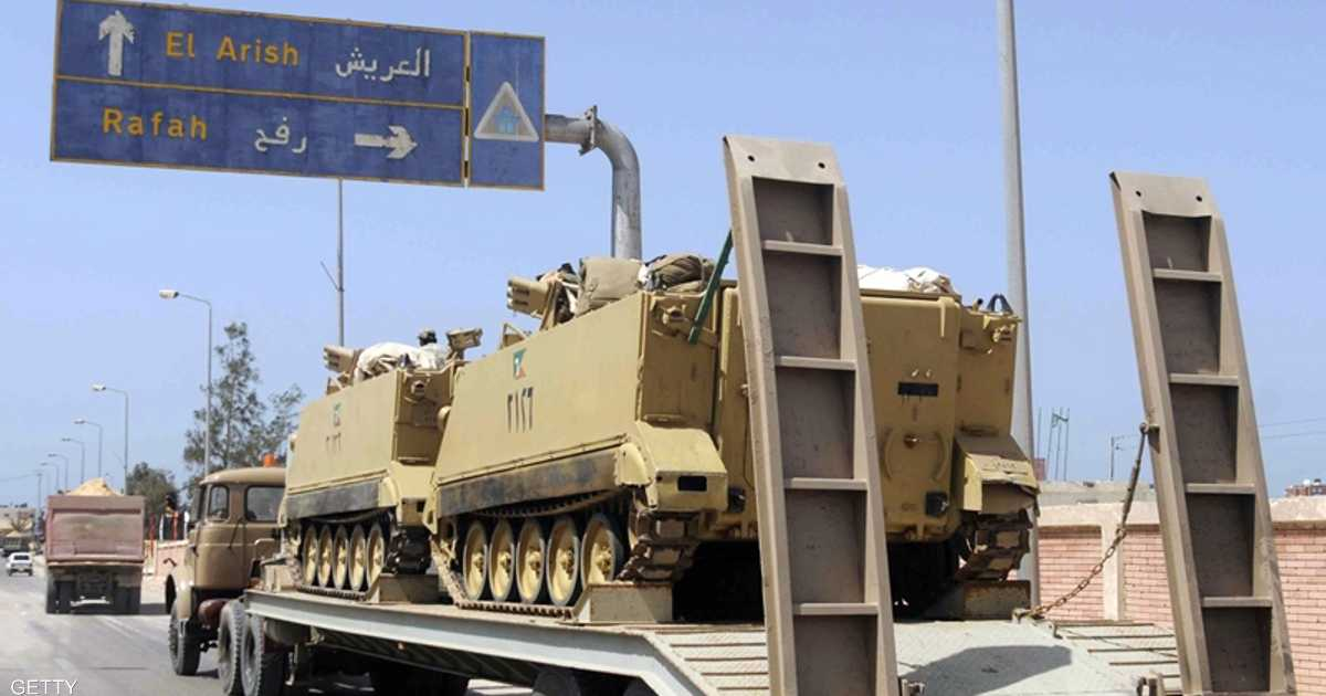 مصر.. عمليات نوعية للجيش  من الشرق إلى الغرب    أخبار سكاي نيوز عربية