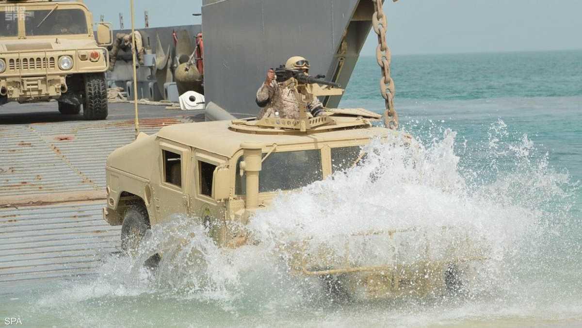 إيران تحذر السفن الحربية السعودية في الخليج