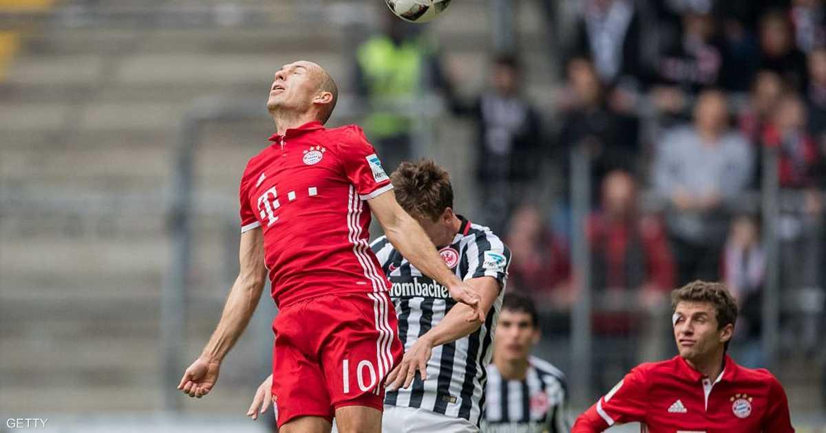 بايرن ميونخ يتعادل للمباراة الثانية على التوالي