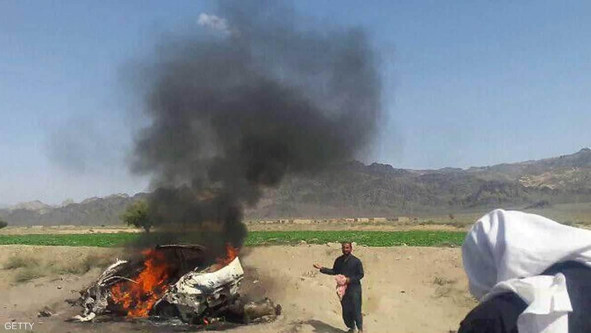 غارة أميركية تستهدف قياديا بارزا في القاعدة بأفغانستان