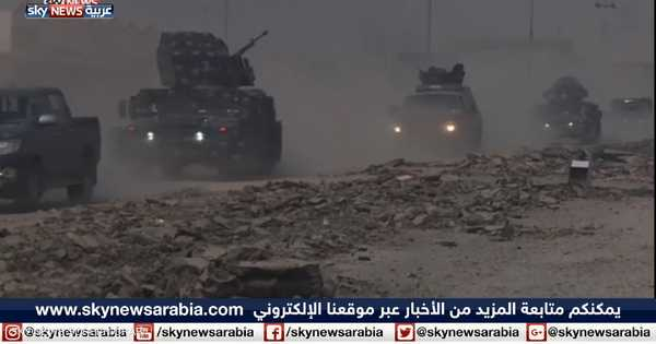 العراق.. قرية صغيرة في نينوى  تنتفض  على داعش   أخبار سكاي نيوز عربية