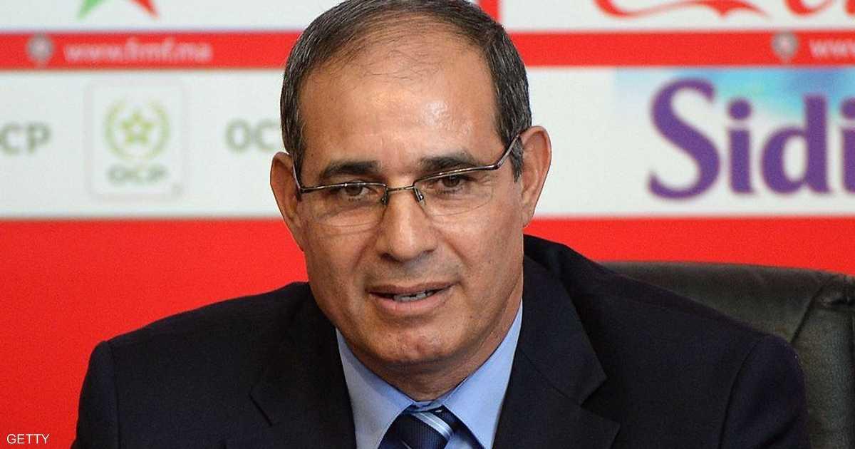 المدرب المغربي الزاكي بادو يقود شباب بلوزداد الجزائري