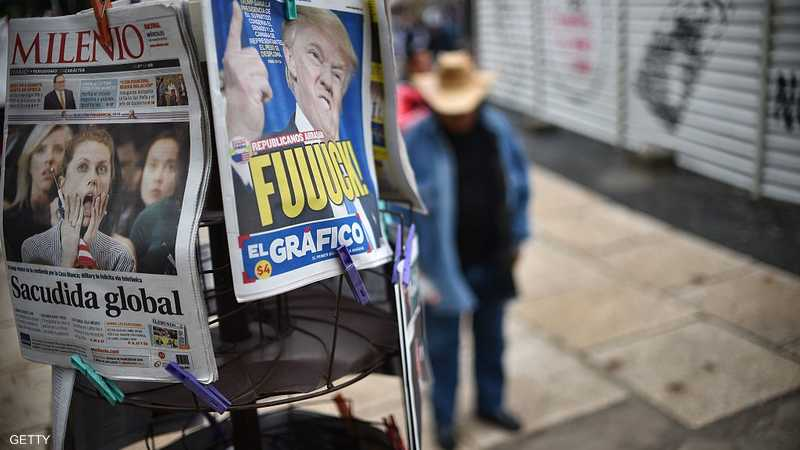 المكسيكيون يخشون عهد الملياردير المثير للجدل