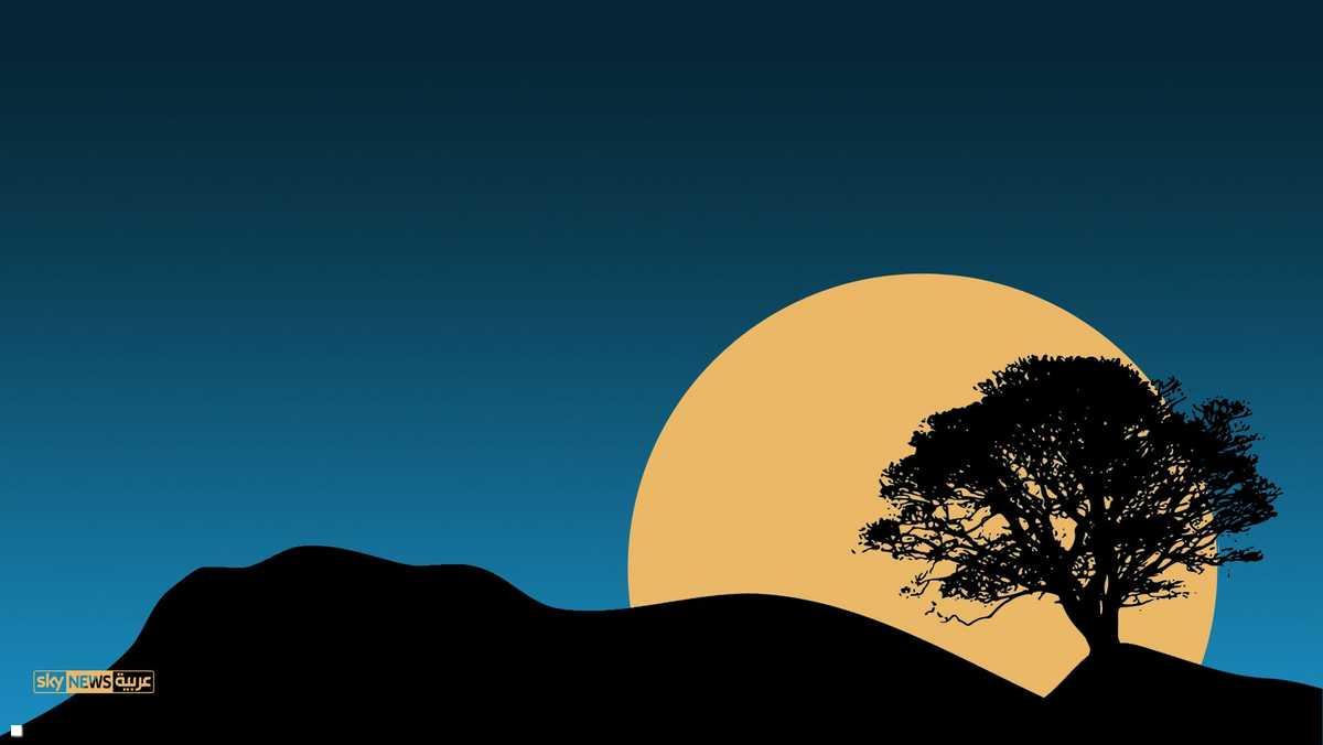 """إنفوغرافيك.. ما هو """"القمر العملاق"""" أو """"الخارق""""؟ 1-892206"""