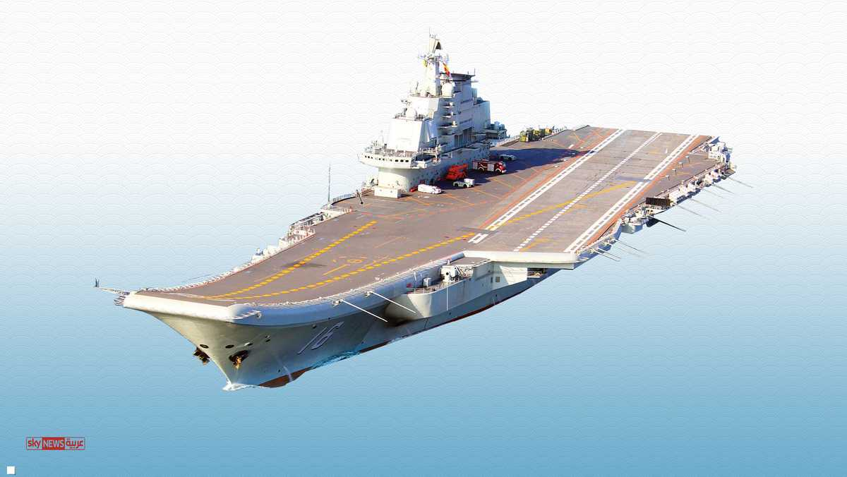 """لياونينغ"""" الصينية.. قدرات تتحدى البحرية الأميركية 1-892948"""