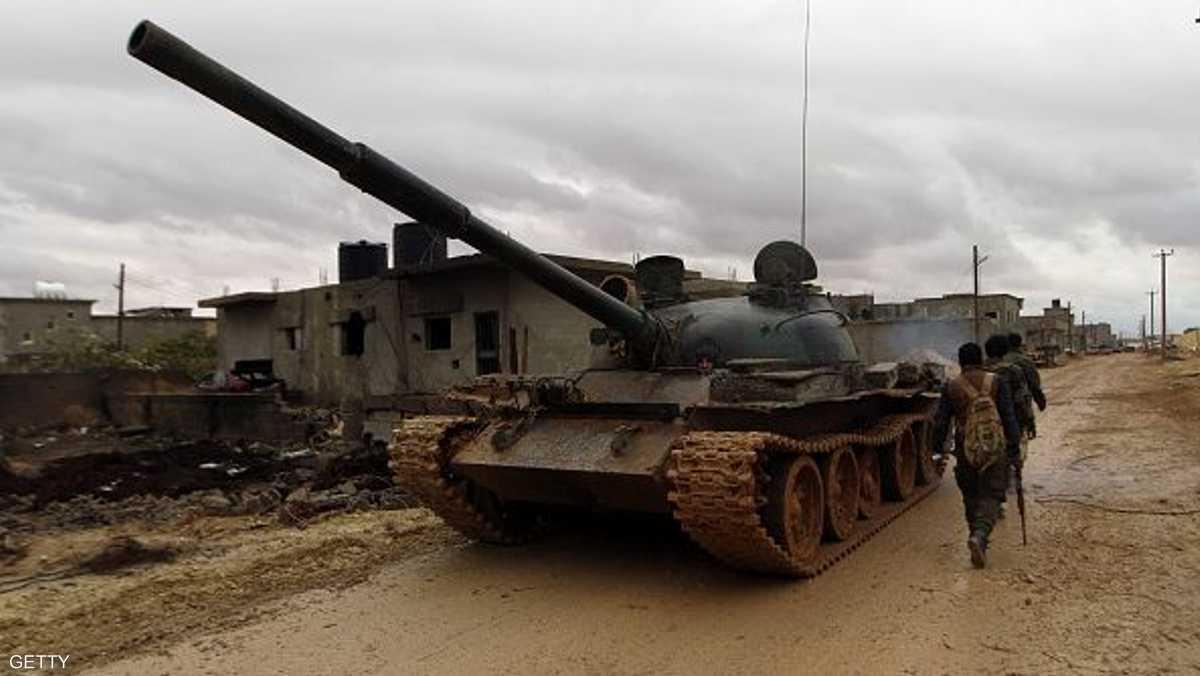 بنغازي.. جرحى في انفجار بمركز طبي للجيش الليبي