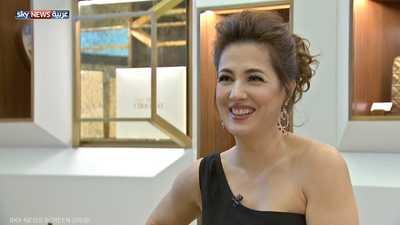 الممثلة التركية ميلتم جومبول