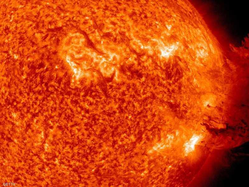 توقعات بتمدد حجم الشمس 100 ضعف بعد 5 مليارات عام
