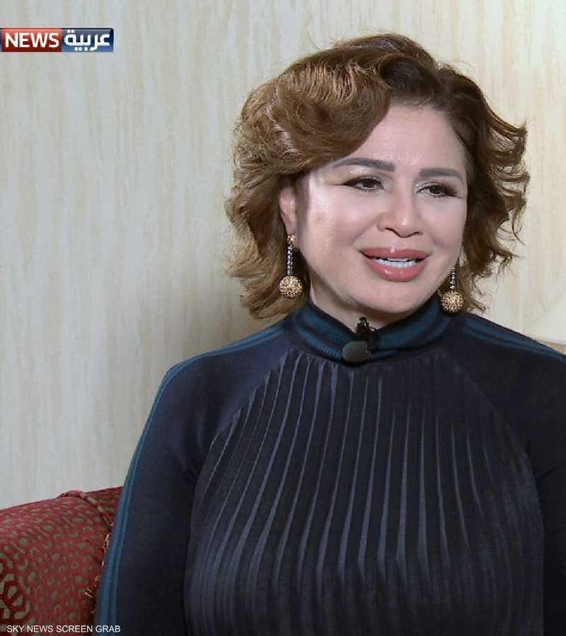 حوار خاص مع الممثلة إلهام شاهين