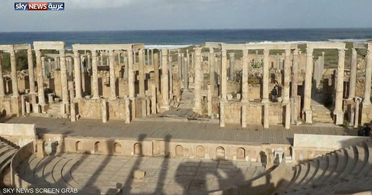 """""""كنوز ليبيا"""" تتعرض للسرقة والتدمير والتشويه"""