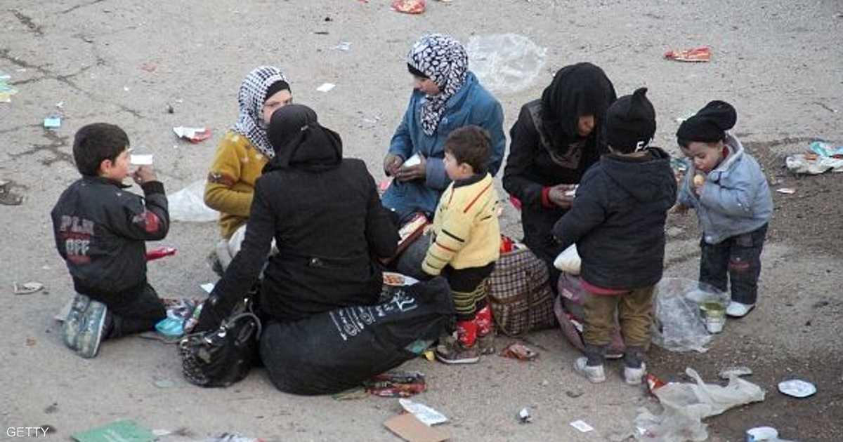 12 مليون سوري يعتمدون على المساعدات الإنسانية