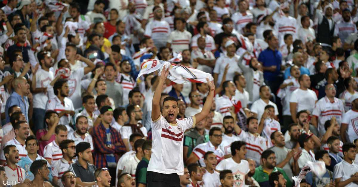 الزمالك المصري يستعد للقمة مع الأهلي بالفوز على الشرقية