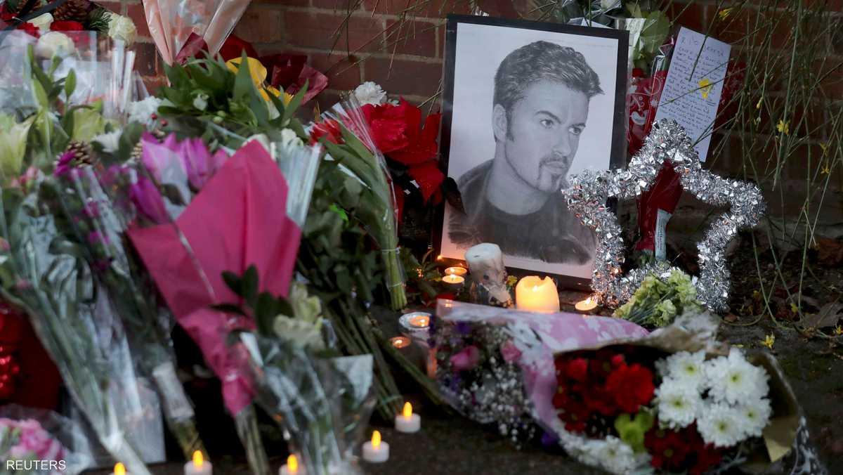 ماذا كشف صديق جورج مايكل عن وفاته!
