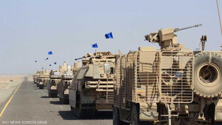 يشكل تقدم قوات الجيش الوطني اليمني والمقاومة الشعبية بإسناد من قوات التحالف خطوة جديدة تجاه حماية وتأمين الموانئ اليمنية على البحر الأحمر.