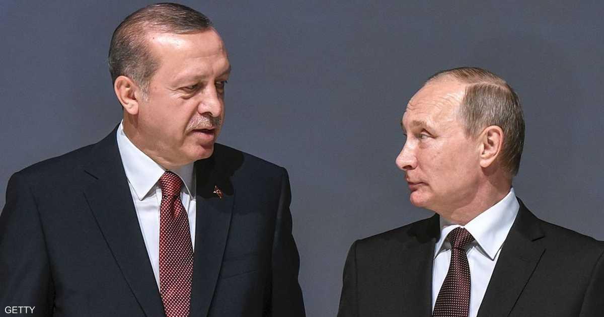 ملفات اقتصادية وإقليمية في قمة مرتقبة بين بوتن وأردوغان
