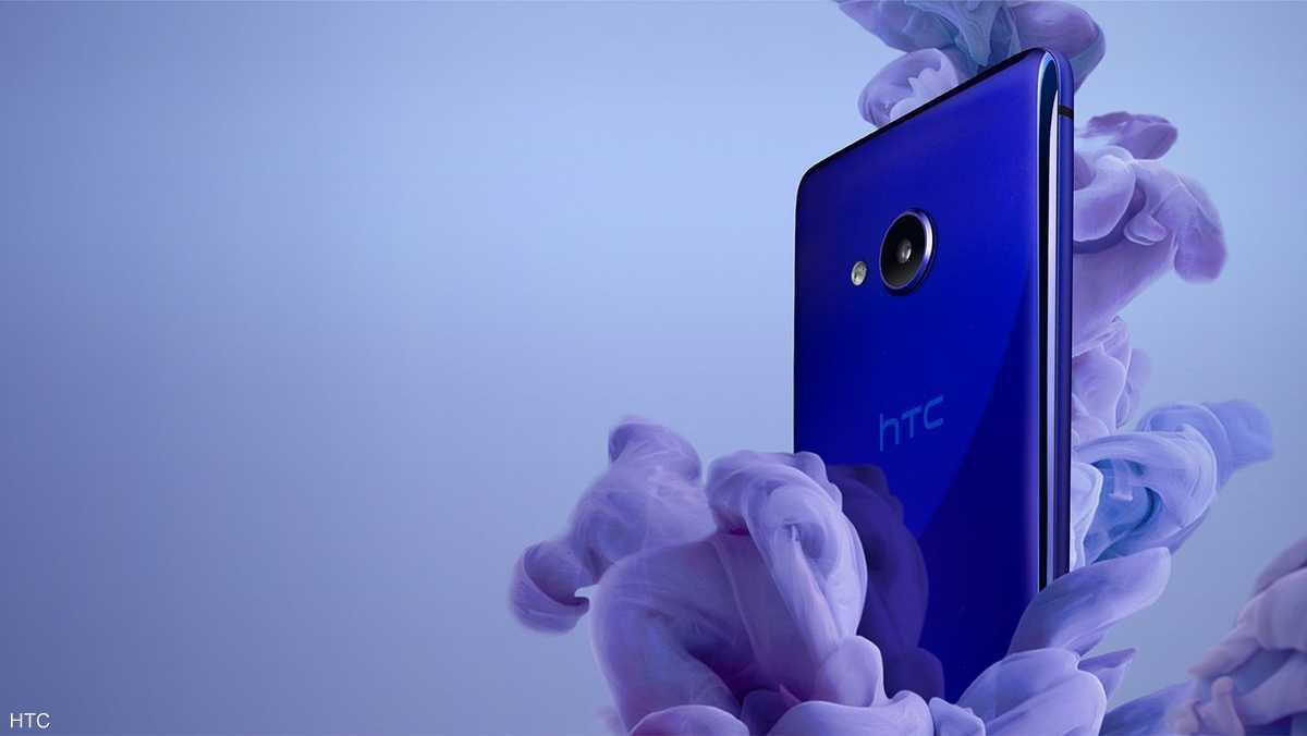 صورة من هاتف HTC