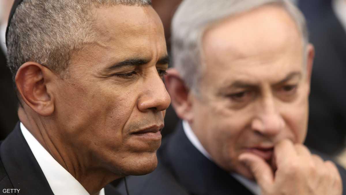 أوباما: نتانياهو غضب مرارا أثناء رئاستي