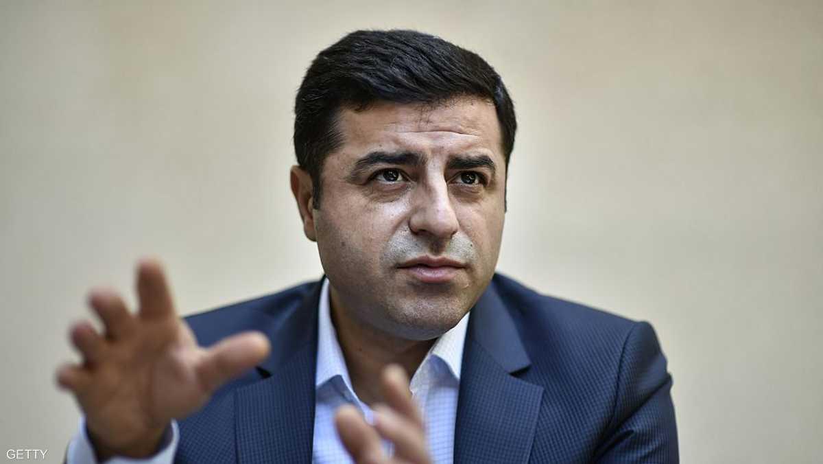تركيا.. حكم بسجن زعيم حزب الشعوب 5 أشهر