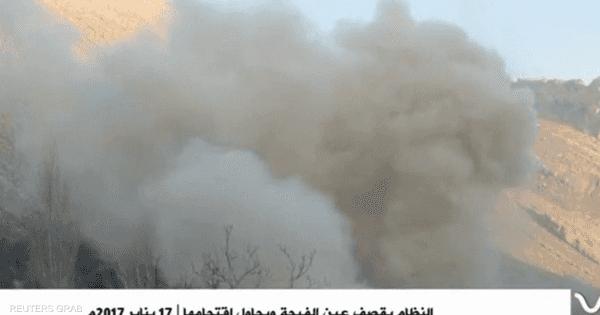 عملية عسكرية لاقتحام الغوطة وفتح الشام تتبنى تفجير دمشق   أخبار سكاي نيوز عربية
