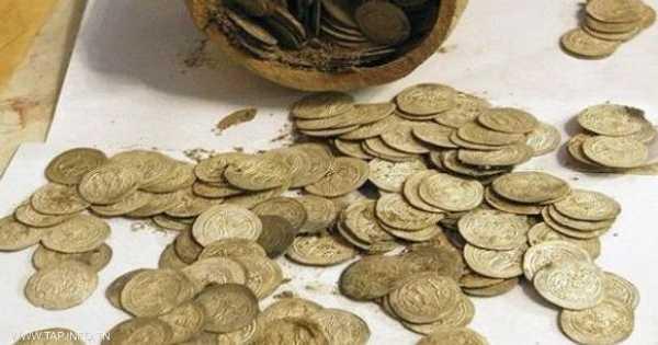 مصادرة قطع وتحف ونقود أثرية في تونس   أخبار سكاي نيوز عربية