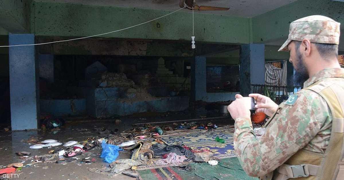 قتلى ومصابون بانفجار في شمال غرب باكستان