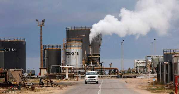 عطل فني يقلص إنتاج ليبيا النفطي 60 ألف برميل   أخبار سكاي نيوز عربية