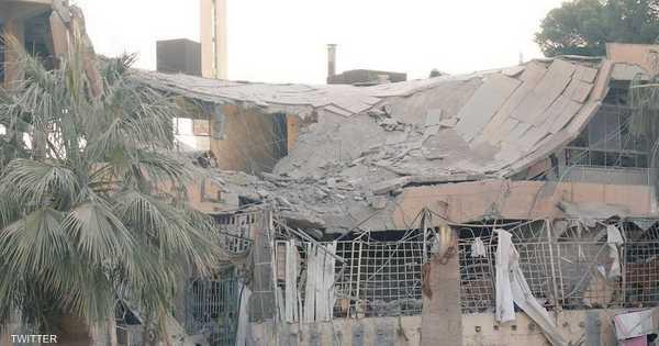 التحالف يقصف داعش قرب سد الفرات في سوريا   أخبار سكاي نيوز عربية