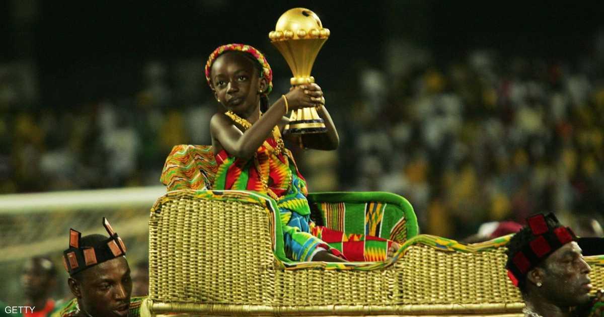 أمم افريقيا: سجل الفائزين منذ 1957