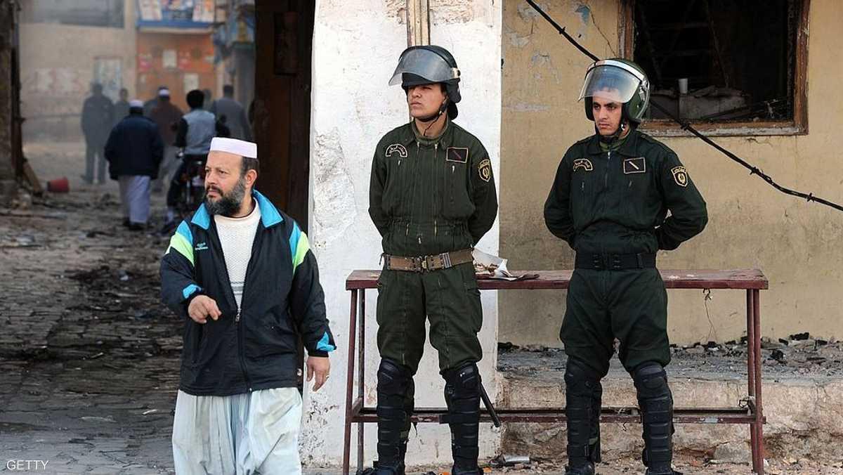 داعش يتبنى الاعتداء على مركز شرطة بقسنطينة في الجزائر