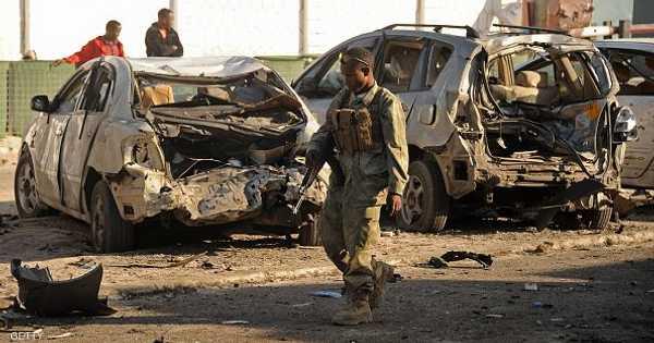 قتلى وجرحى في تفجير بالعاصمة الصومالية   أخبار سكاي نيوز عربية