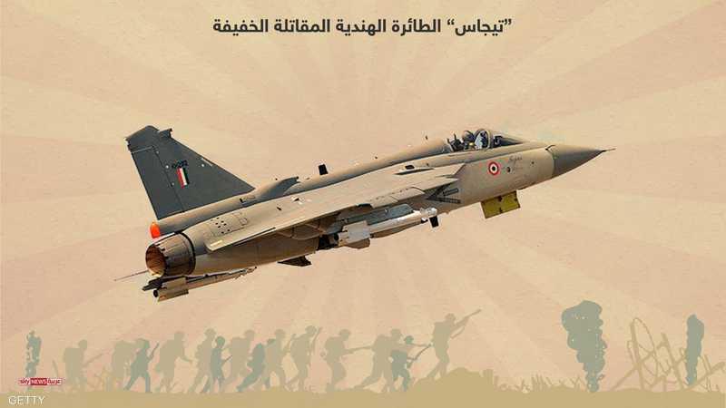 الهند تعتزم شراء 200 مقاتلة