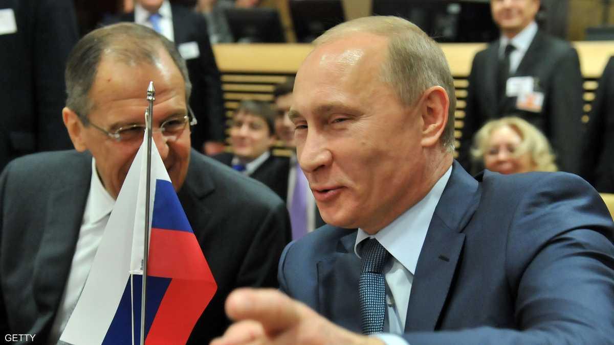 بوتن وترامب في القمة العربية.. بالوكالة