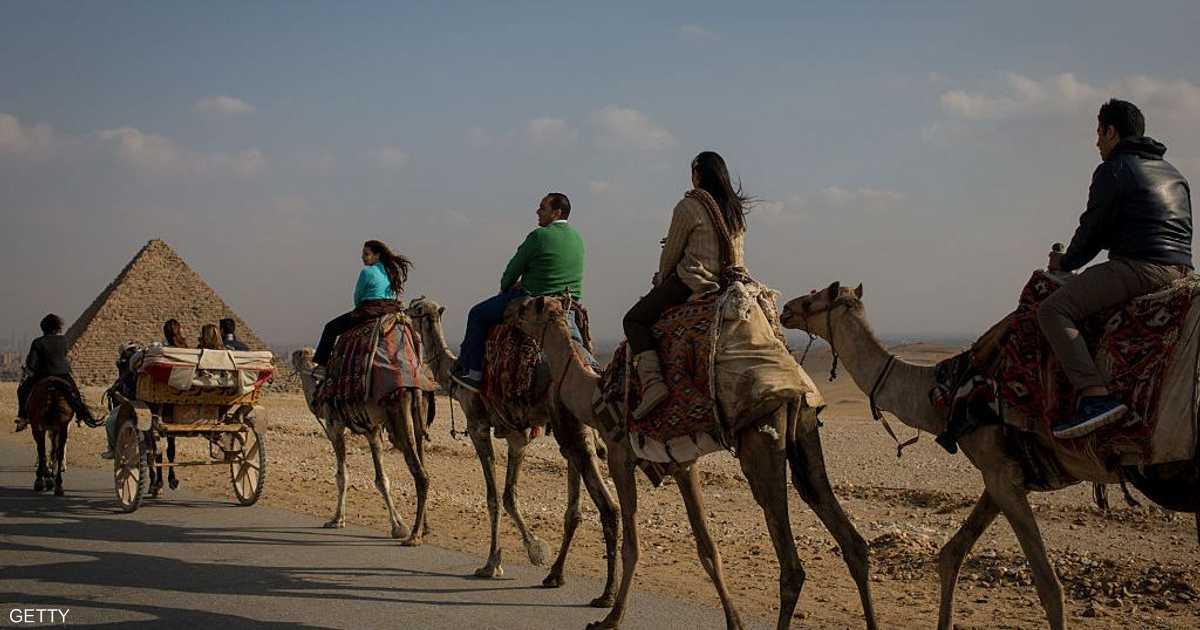 السياح  يعودون إلى مصر    أخبار سكاي نيوز عربية