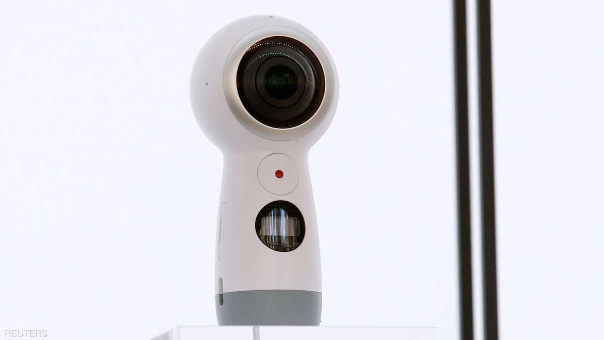 سامسونغ أطلقت كاميرا لتصوير فيديوهات 360