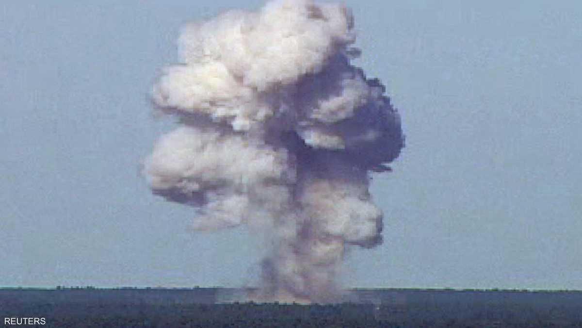 القنبلة الأميركية تلحق بداعش خسائر كبيرة