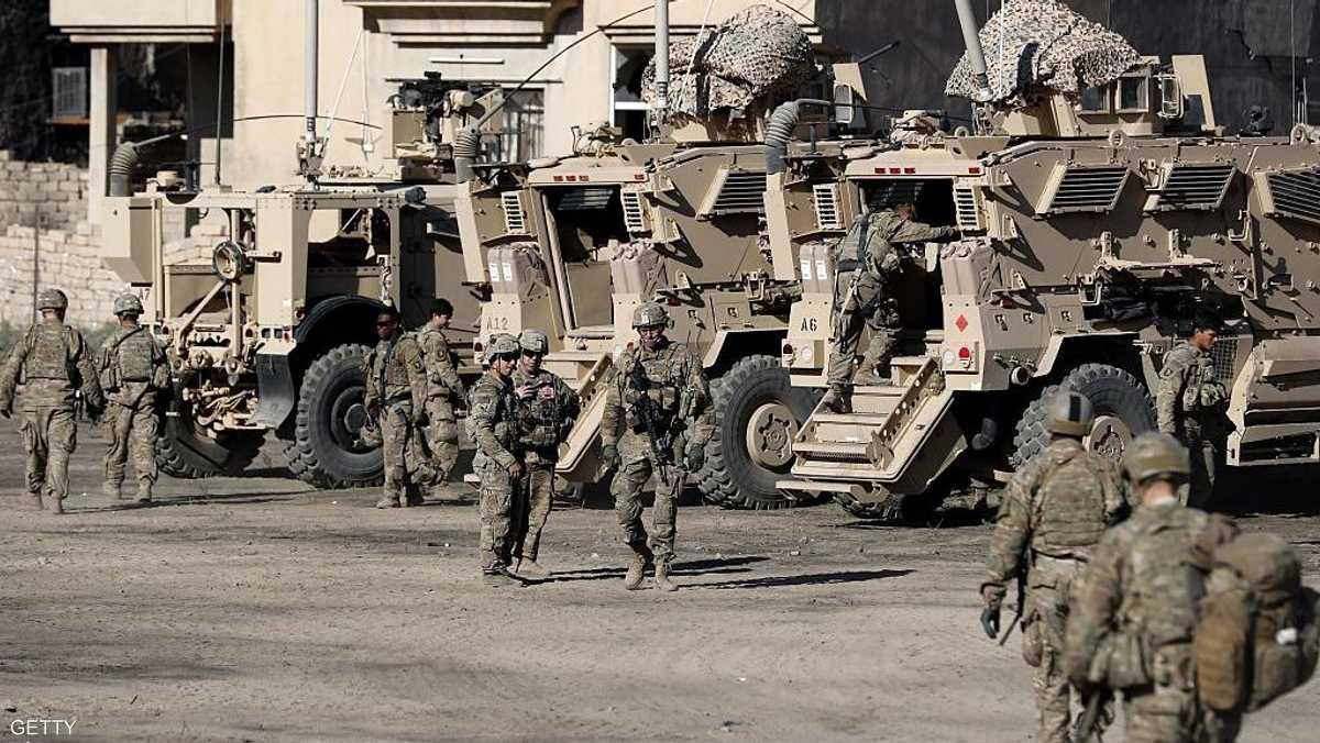 يبلغ عدد القوات الأميركية في العراق أكثر من 5 آلاف