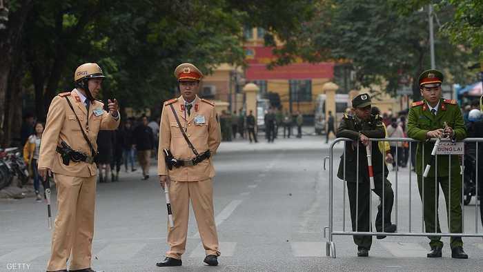 احتجاج نادر من نوعه في فيتنام