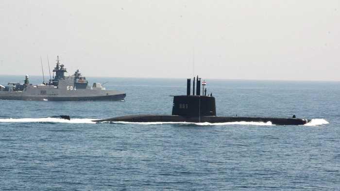 الغواصة الجديدة قادرة على الإبحار لمسافة 11 ألف ميل بحري
